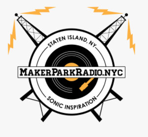 Logo of Maker Park Radio