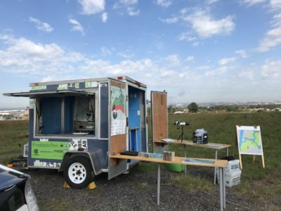 Freshkills Park Mobile Lab